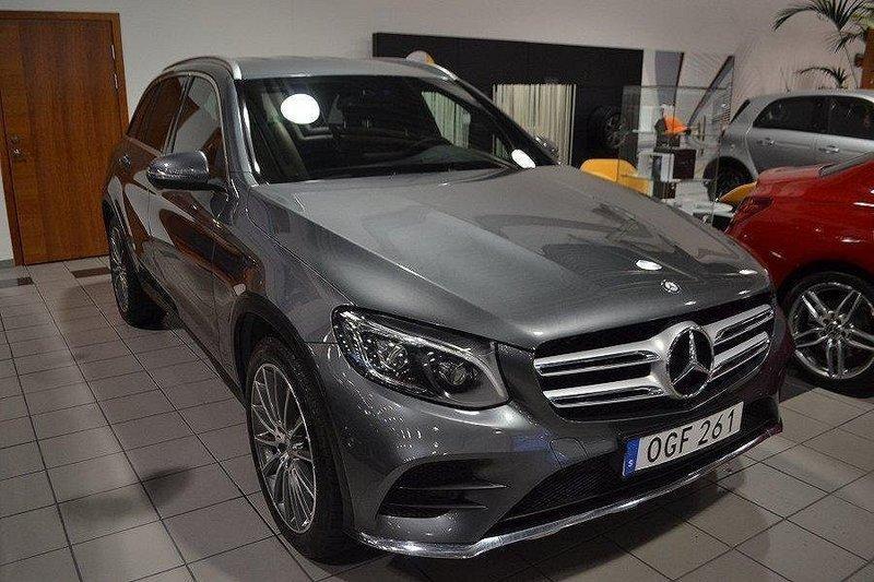Mercedes Benz Glcd