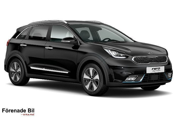 s ld kia niro plug in hybrid plusp begagnad 2018 1 mil. Black Bedroom Furniture Sets. Home Design Ideas
