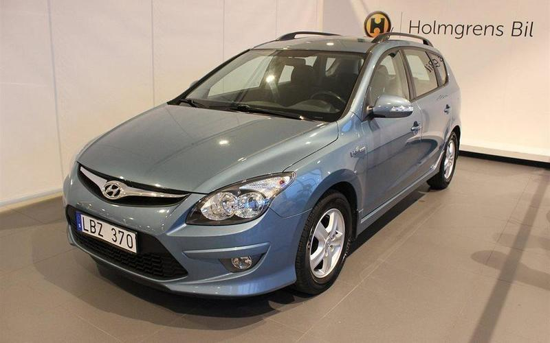 begagnad Hyundai i30 Kombi 1.6 CRDi M6