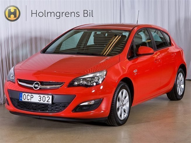 begagnad Opel Astra Active 5 dörrar 1.6 ECOT