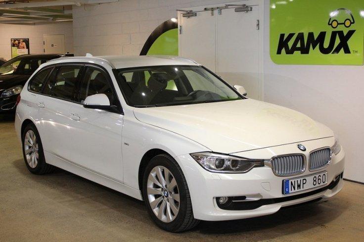 begagnad BMW 320 D TOURING MODERN LINE AUT