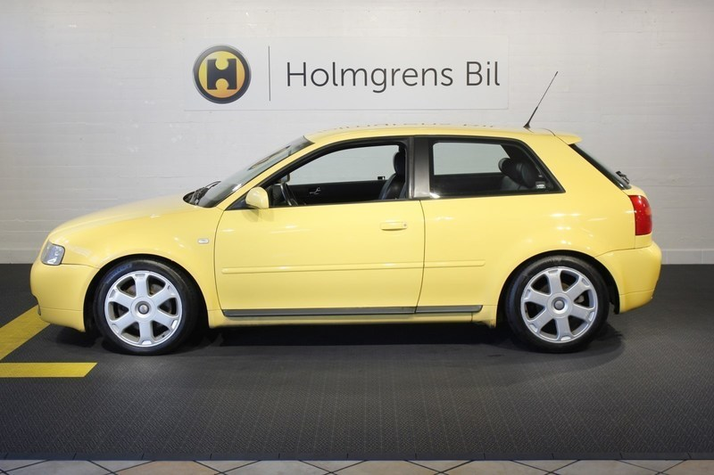 S 229 Ld Audi S3 210hk Quattro Begagnad 2000 24 200 Mil I Helsingborg