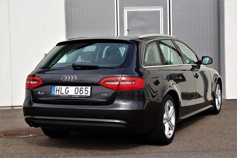 S 229 Ld Audi A4 2 0tdi Facelift Alcan Begagnad 2013 19 000 Mil I Helsingborg