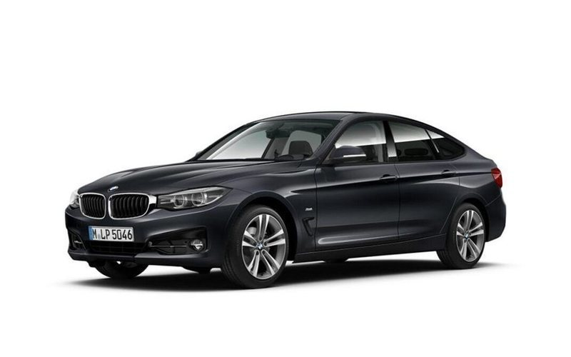begagnad BMW 318 Gran Turismo d
