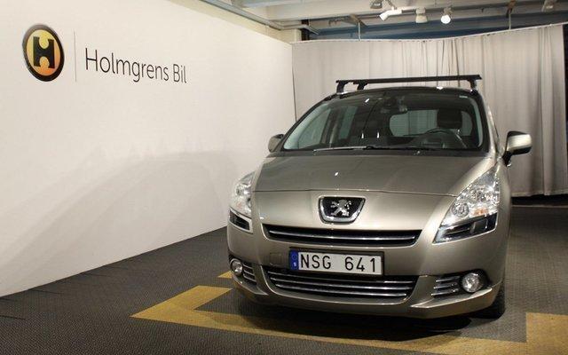 begagnad Peugeot 5008 1.6 Turbo Premium