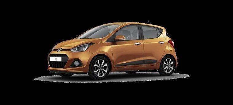 begagnad Hyundai i10 1.0 M5 ComfortPlus Farth.