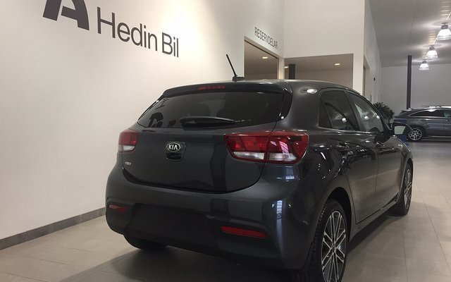 s ld kia rio 1 4 launch edition au begagnad 2017 1 mil. Black Bedroom Furniture Sets. Home Design Ideas