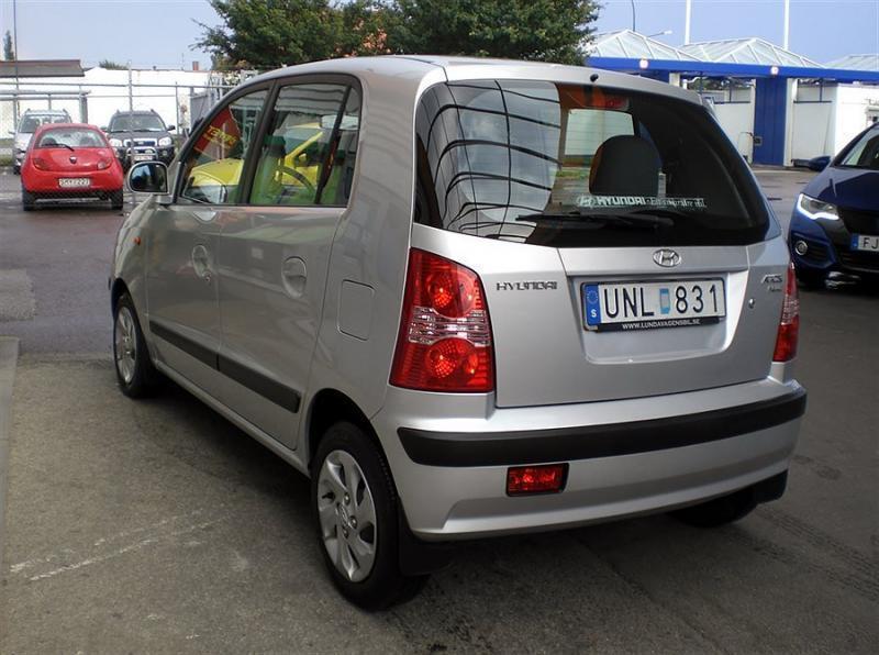 S 229 Ld Hyundai Atos Prime 1 1 Gls Ha Begagnad 2004 10 300
