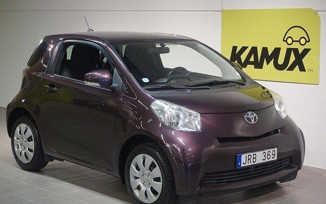 begagnad Toyota iQ 1.0 VVT-i Super CVT‐i