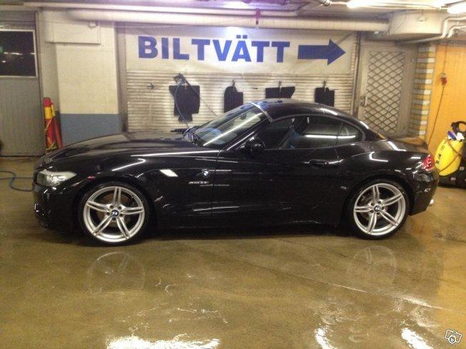 S 229 Ld Bmw Z4 28i Roadster 12 Begagnad 2012 8 000 Mil I Kungsholmen