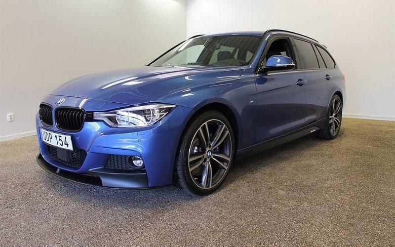 gebraucht BMW 330 d xDrive Touring Kombi
