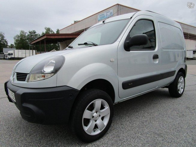 s ld renault kangoo 1 9 d svensks begagnad 2005 mil i j nk ping. Black Bedroom Furniture Sets. Home Design Ideas