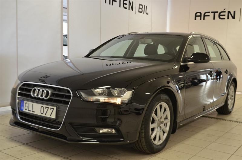 S 229 Ld Audi A4 Avant 1 8 Tfsi 2013 Begagnad 2013 9 787 Mil I 197 Kersberga