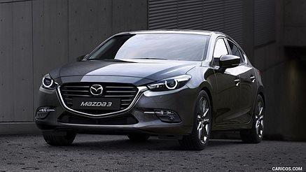 gebraucht Mazda 3 VISION 1,5 DE 105 HK AUTOMAT