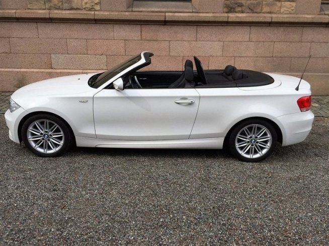 kontrollera bilens skuld bmw 120 cabriolet d autouncle. Black Bedroom Furniture Sets. Home Design Ideas