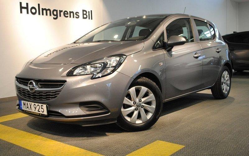 begagnad Opel Corsa Enjoy 5-dörrars 1.4 Halvkombi