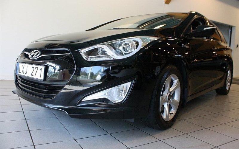 begagnad Hyundai i40 Ki 1.7 Crdi M6