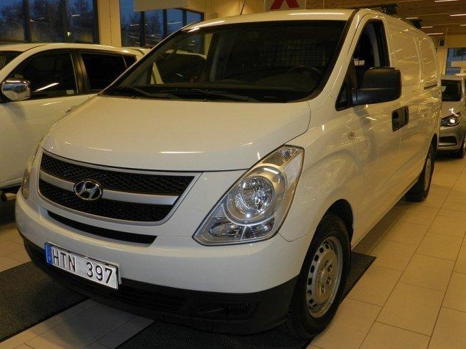 begagnad Hyundai H-1 Skåp 2.5 Crdi