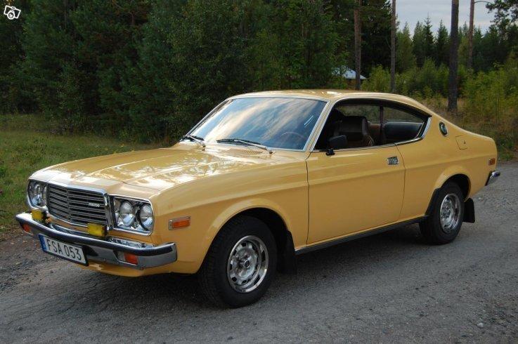 S U00e5ld Mazda 929 Coupe En Av Dom Ast   Begagnad 1978  6 000 Mil I  Skellefte U00e5