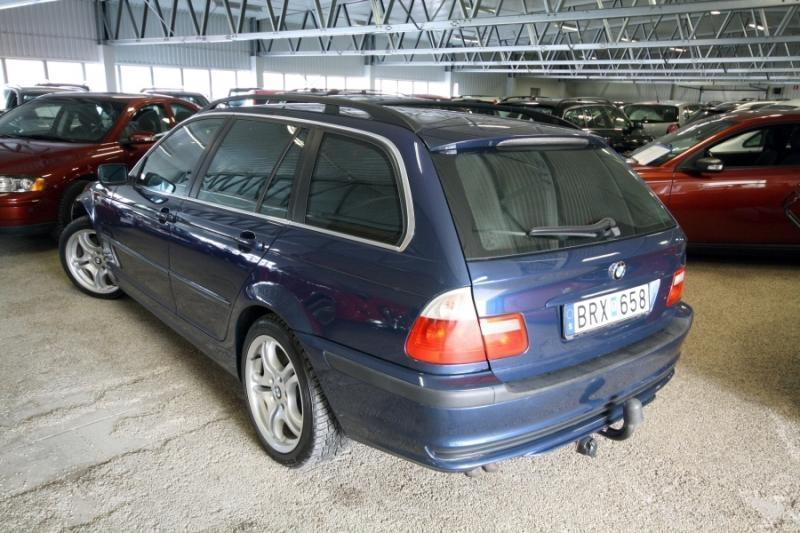 s ld bmw 330 xd touring begagnad 2003 mil i nora autouncle. Black Bedroom Furniture Sets. Home Design Ideas