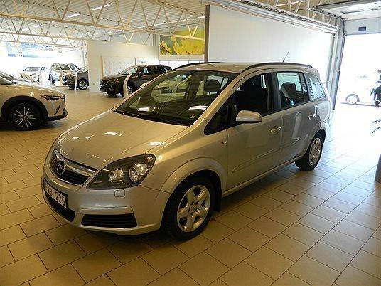 begagnad Opel Zafira 1.9CDTI Enjoy Kamp Kombi