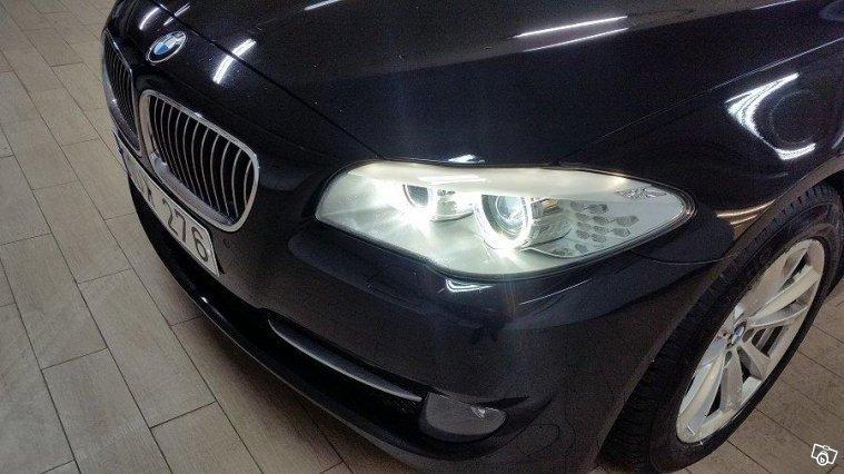 BMW 520 d, automat, (184hk) -12