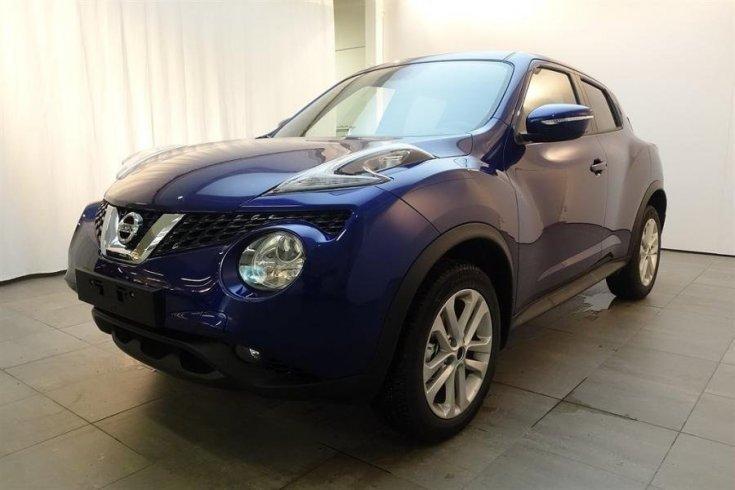 S ld nissan juke 1 2 n connecta di begagnad 2016 249 for Nissan juke lila