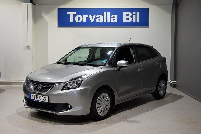 1 4 Begagnad Suzuki Baleno 10 High Executive Automat 2016 Halvkombi 149 900 Kr