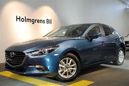 gebraucht Mazda 3 VISION 1.5 DE 105 HK MANUELL