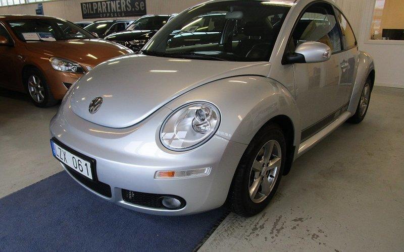 s ld vw beetle 1 8 turbo 150hk 401 begagnad 2008. Black Bedroom Furniture Sets. Home Design Ideas