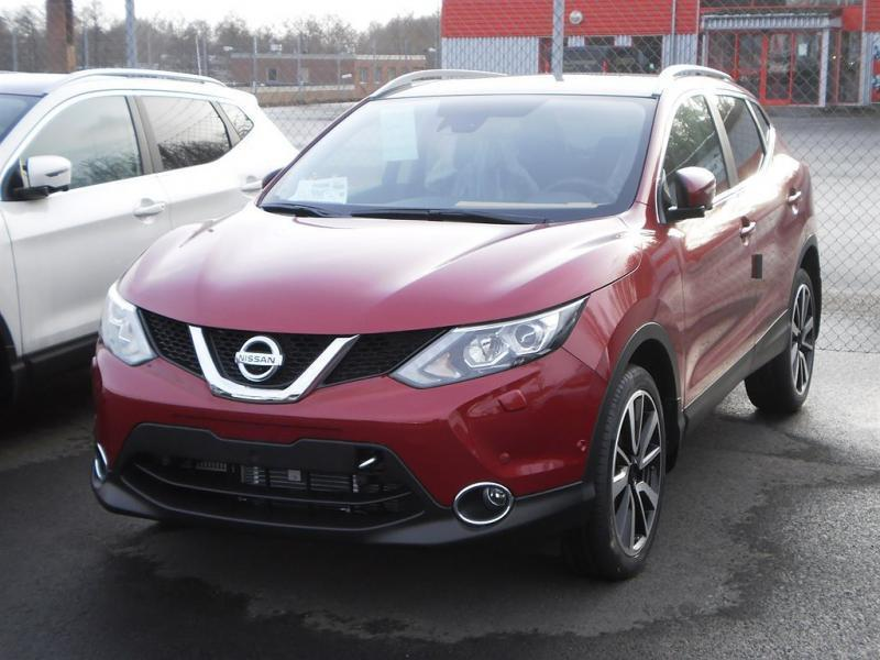 s ld nissan qashqai dci 130 tekna begagnad 2016 620 mil i karlshamn. Black Bedroom Furniture Sets. Home Design Ideas