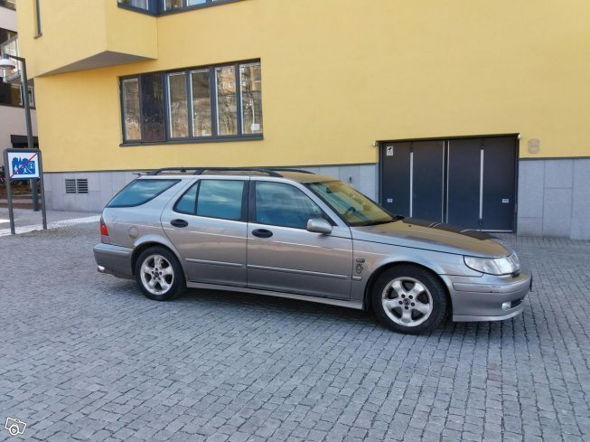 Begagnad Saab 9 5 Aero Sportcombi 01