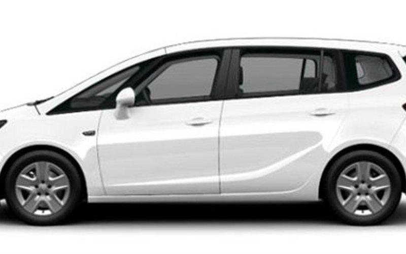 begagnad Opel Zafira Enjoy 1.4T AT6 /14