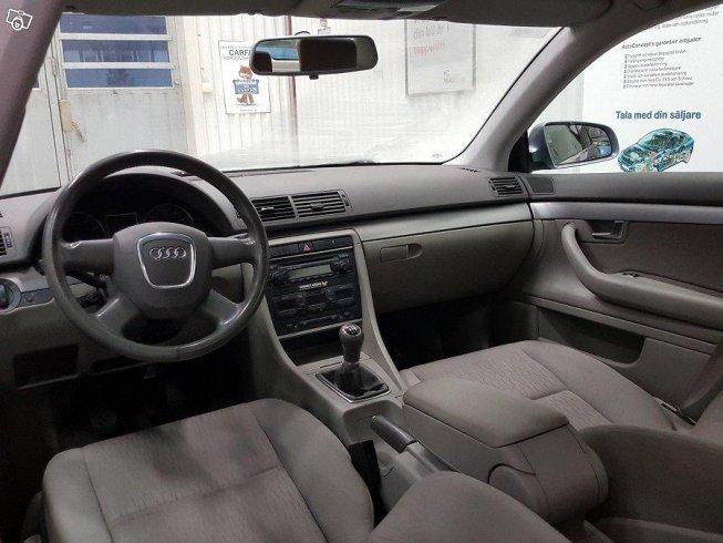 Såld Audi A4 2,0 Byt Din bil hos o., begagnad 2006, 14.900 mil i Göteborg