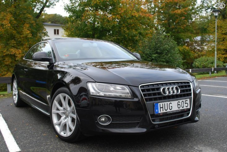 s ld audi a5 2 7 tdi 09 begagnad 2009 mil i g autouncle. Black Bedroom Furniture Sets. Home Design Ideas