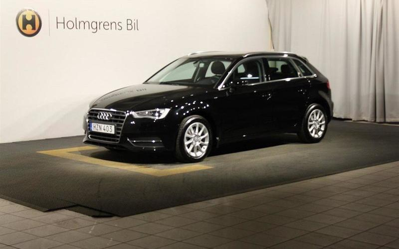 begagnad Audi A3 Sportback 1.2 TFSI