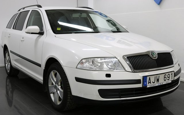 s ld skoda octavia 1 9d auto isofi begagnad 2009 mil i bromsten. Black Bedroom Furniture Sets. Home Design Ideas