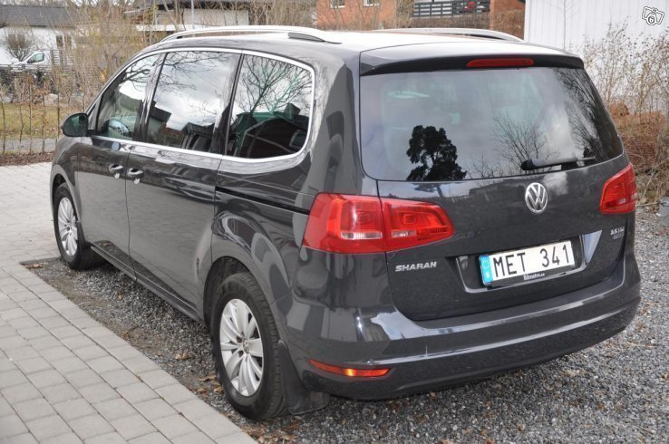 begagnad tdi 140 dsg 7 sits masters 12 vw sharan 2011 km i lvsj. Black Bedroom Furniture Sets. Home Design Ideas