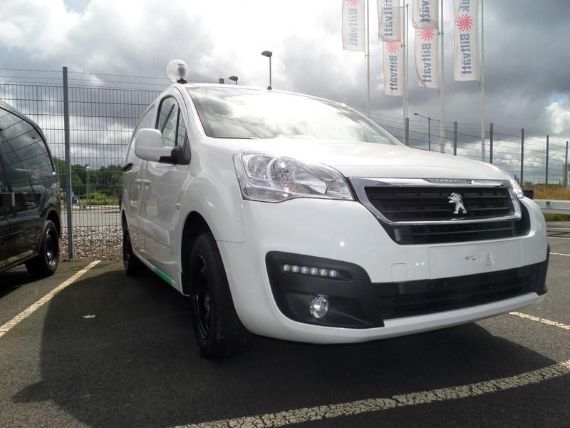 begagnad Peugeot Partner L1 BlueHdi 75