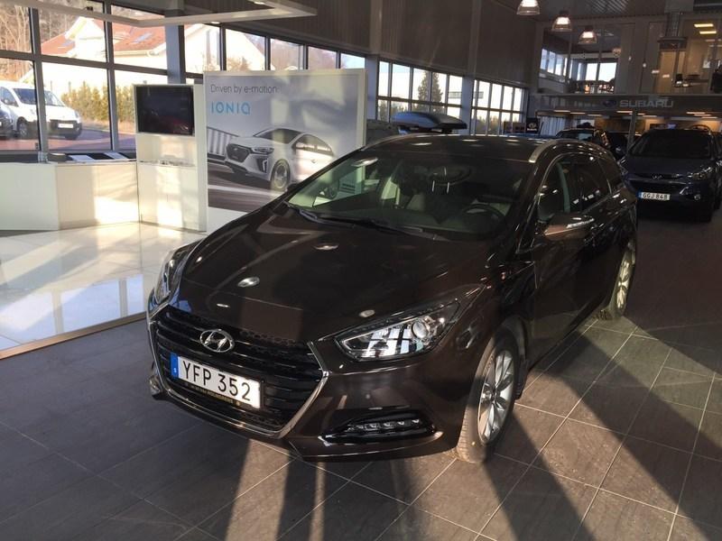 gebraucht Hyundai i40 Ki 1,6 M6 ActivePlus