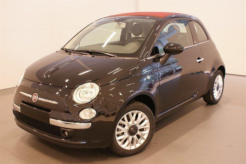 gebraucht Fiat 500 Lounge Cab 1.2 /69hk