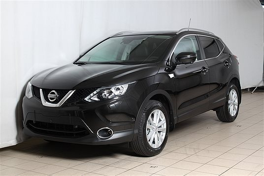 begagnad Nissan Qashqai dCi 110 N-tech Business SUV
