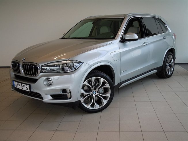 begagnad BMW X5 xDrive40e Pure Excellence