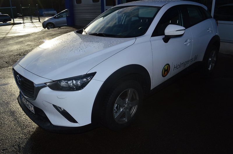 gebraucht Mazda CX-3 2.0 120hk, 6man 2WD Core