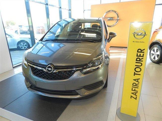 begagnad Opel Zafira Enjoy 1.4T /140hk