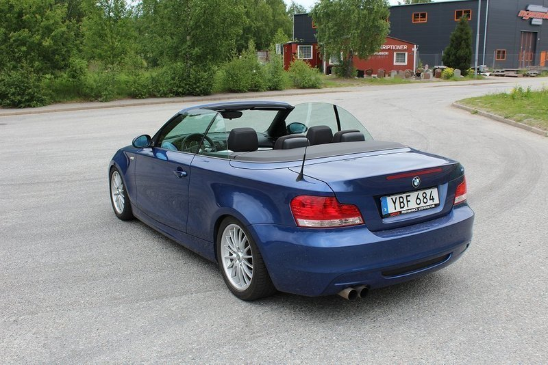 kontrollera bilens skuld bmw 120 cabriolet i m sport nybes. Black Bedroom Furniture Sets. Home Design Ideas