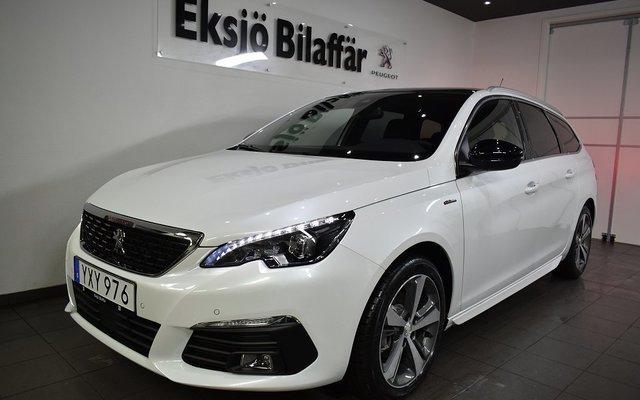 Sald Peugeot 308 Sw Gt Line Purete Begagnad 2018 0 Mil I Eksjo