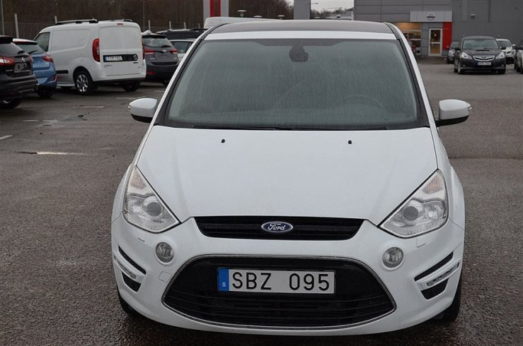 begagnad Ford S-MAX BUSINESS