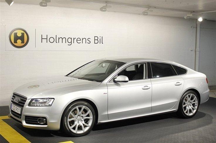 gebraucht Audi A5 2.0 TFS S-Line quattro