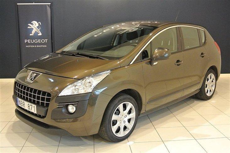 begagnad Peugeot 3008 ACTIVE 1,6 HDI -13